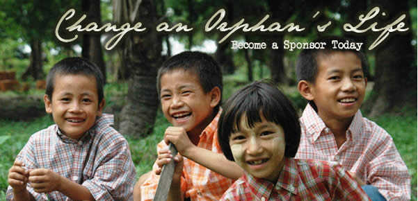 Change a child's life today  - Spponsor an Orphan