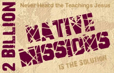 Advancing Native Missions