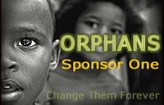 Sponsor an Orphan for only $1 per day!