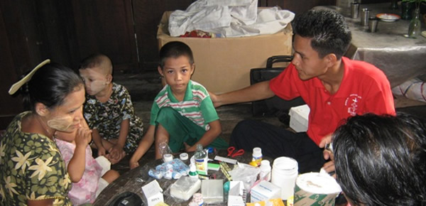 Providing medical assistance to the poor