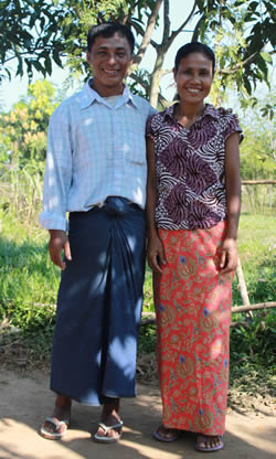 native missionary and his wife